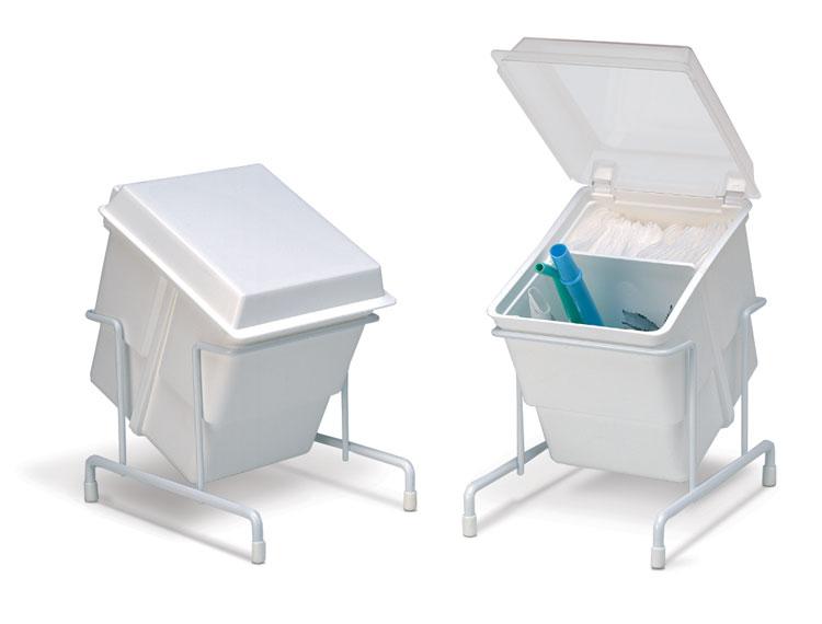 E Z Storage Tub Organizer (Clear Cover)